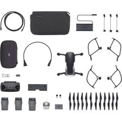 Andorra-DJI Mavic Air Fly More Combo Onyx Black