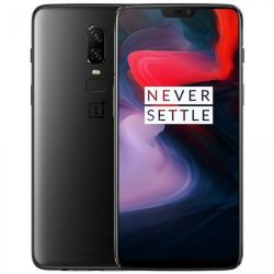 Andorra-OnePlus 6 8GB Ram+256GB Midnight Black