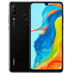 Andorra-Huawei P30 Lite New Edition Dual Sim Midnight Black+Protector