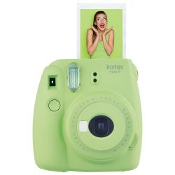Andorra-Fujifilm Instax Mini 9 Lime Green